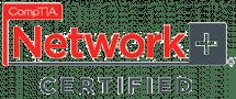 Network + Certified Logo
